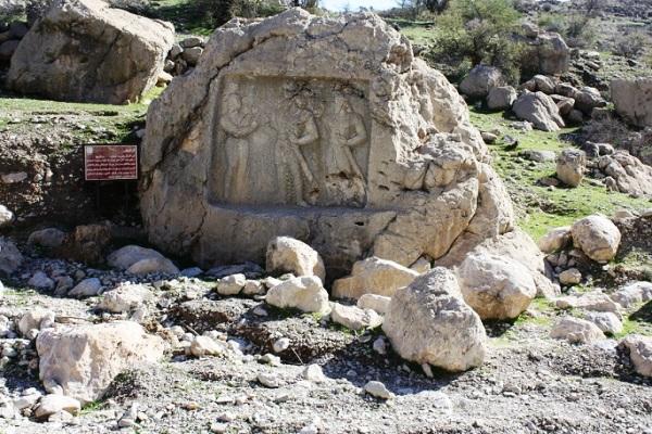 برش سنگ در دوران باستان