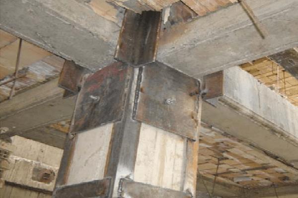 تقویت و مقاوم سازی دیوار بتنی با استفاده از FRP