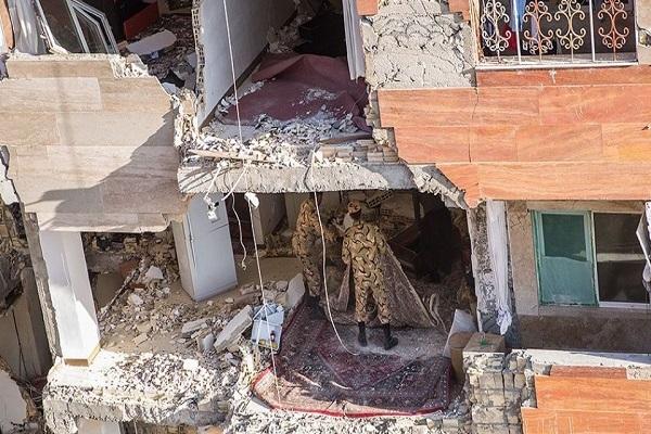 مقاومت سازه ها در برابر زلزله
