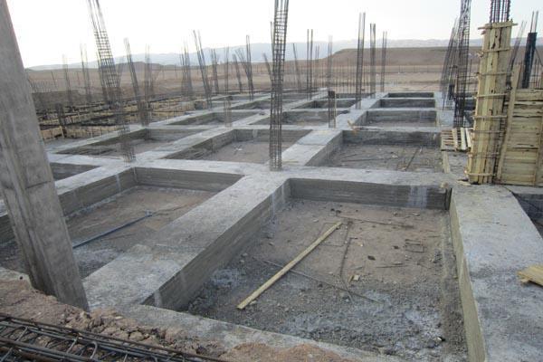 بهسازی سازه ای فونداسیون