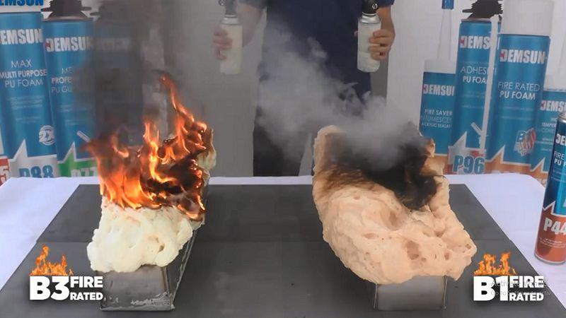 رده ی مقاومت حرارتی پلی اورتان